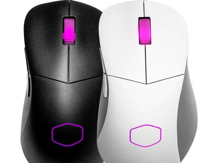 Cooler Master MM730 and MM731 mouse gained 19 000 DPI optical sensor